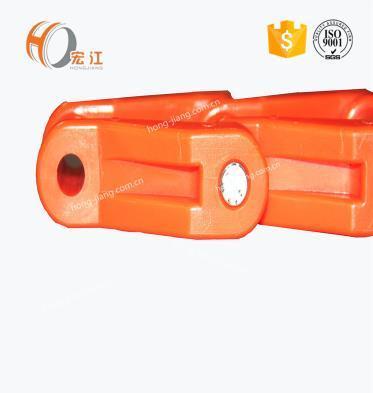 H2012 الصين رخيصة وحدات البلاستيك منحنى مفرغة وحدات البلاستيك ، الغذاء الحزام ، ناقل الحزام السحابة