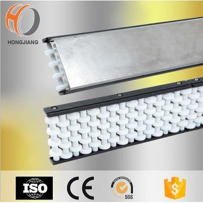 H128-125-U4 Stainless steel Conveyors roller side guide rail conveyor guide roller