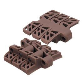 Plast Link 1050 Magnet Flex Chains Flat Top flex chains conveyor chain