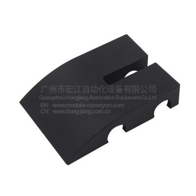 H153 Loop block A (blocco A / slide A) per trasportatore di plastica con trasportatore a catena in plastica compomente