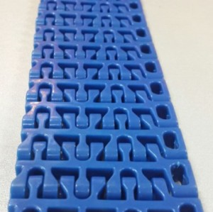 H1100 Plastic flush grid modular belt for sale
