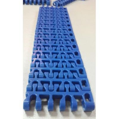H1100 بلاستيك دافق شبكة وحدات حزام سير للبيع