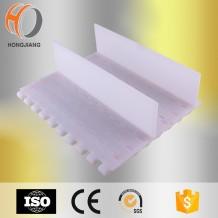 H5935 Plastic Flat Top Modular Industrial Conveyor Belt