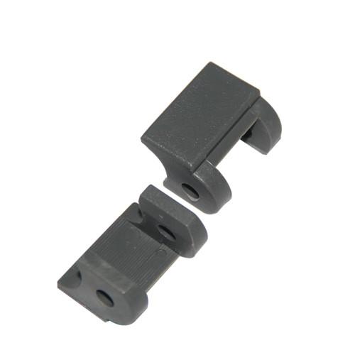 PS60 12A K35 غطاء خزان البلاستيك سلسلة لسلسلة الفولاذ المقاوم للصدأ الأسطوانة