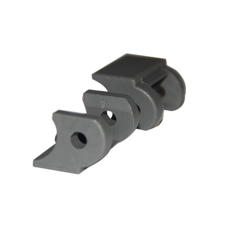 PS60 12A K35 Plastic cover tank chain for stainless steel roller chain