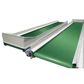 China PU PVC Belt Conveyor for sale