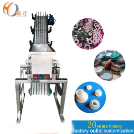 belt conveying machine small material handling conveyor transport elevator