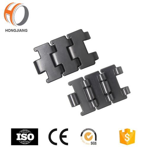الفولاذ المقاوم للصدأ الجدول الأعلى سلسلة تشغيل مستقيم لنظام الناقل