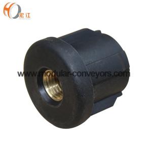 H180 Tappi filettati di plastica per il collegamento, Tappi di espansione per tubi tondi