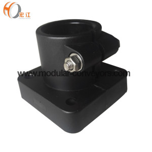 H198 B bearing head for tubes diameter 48-50mm round pipe square shap