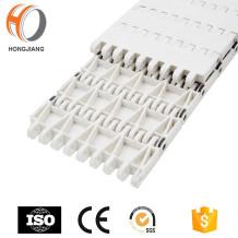 Plastic Flat Top food grade PP Material OPB 9705 modular Belt