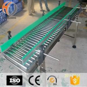 rodillos industriales de la paleta de la gravedad del transportador