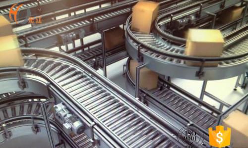 بكرات نقالة الجرافات الصناعية
