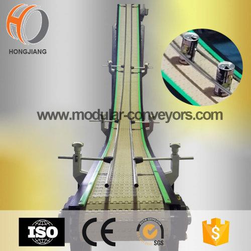 ناقل الحزام المغناطيسي للعلب الفارغة ، ناقل الرقاقة المغناطيسية النوع