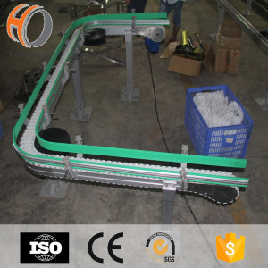 Bottle conveyor line plastic white conveyors systems
