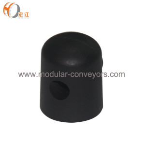 H255 H359 hongjiang Swivel head cross blocks poly conveyor bracket guide components