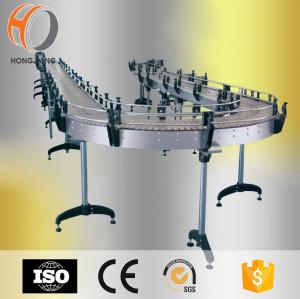 plastic chain conveyor belt automation line