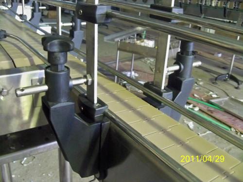 خط سلسلة حزام ناقل سلسلة البلاستيك