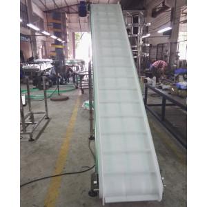 H1300 modular belt vegetable processing elevator