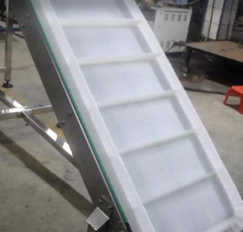H1300 حزام وحدات معالجة الخضروات مصعد