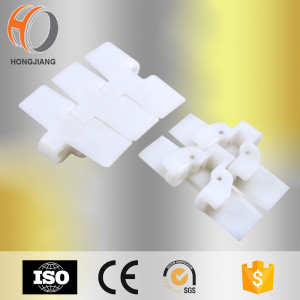 RT114 Bottom bead winged bending chains for food drink transmisson conveyor components plastic modular belts H8800TAB0