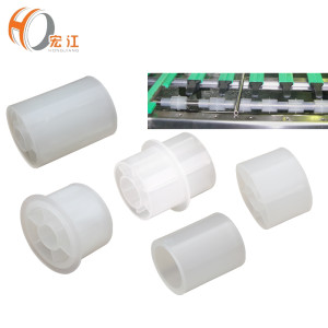 conveyor part plastic roller separator for chain