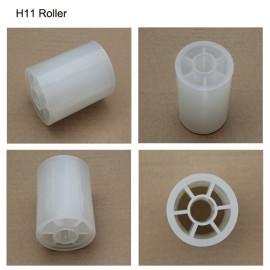 conveyor part plastic roller separator for chain
