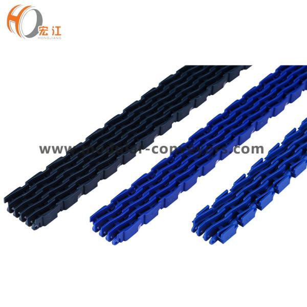 Estrecha correa modular recta de plástico RR900 H900TA-K138 K165 K181