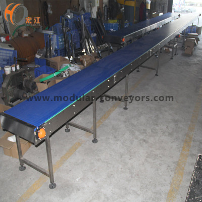 H900 modular belt striaght running conveyor
