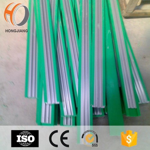 HDPE سلسلة من البلاستيك دليل ارتداء شرائط ارتداء شرائط لحزام الناقل