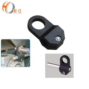 H341 kit di montaggio in plastica morsetto di connessione per sensori trasportatori componenti porta accessori per 1/2 in. asta