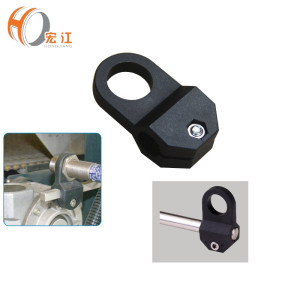 H341 assembly kit plastic connecting clamp for conveyor sensors accessory holder components for 1/2in. rod