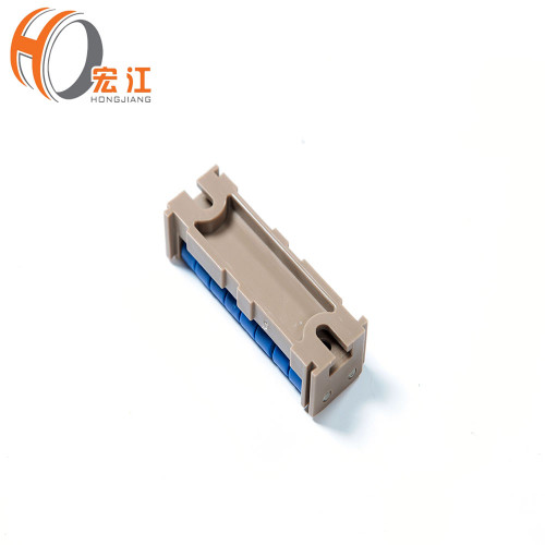 Puentes de rodillos plásticos H568 para transportadores y cadenas de transición de rodillos con el mejor precio