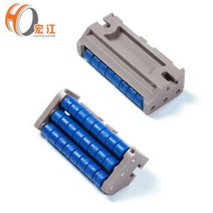 Высококачественные переходники H569 для пластиковых роликовых мостов для цепных конвейеров