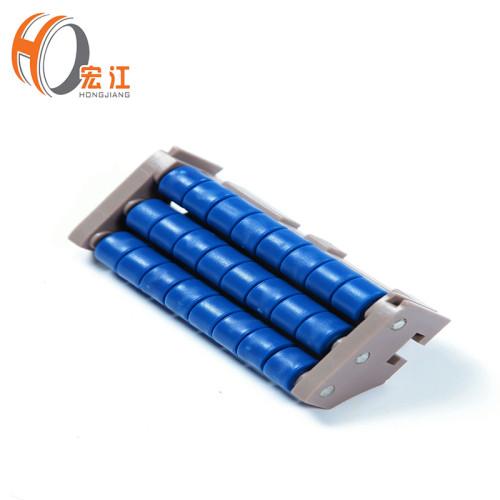 عالية الجودة H569 البلاستيك الأسطوانة الانتقال لسلاسل الناقلون