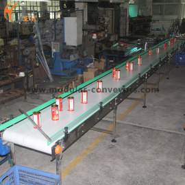 Two-way Straight Running Conveyor Line for can transmission