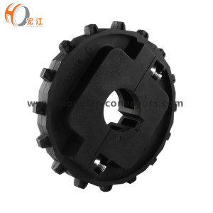 NS1600 plastic injection seperated wheel KU1600 plastic machinery whole sprocket