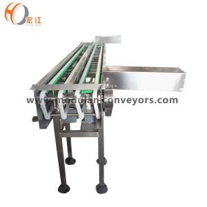 Trasportatore a catena in plastica a passo ridotto H1108 per blocco circolare circolare