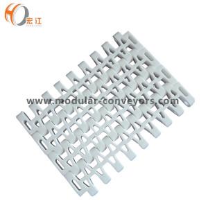 Habasitlink M2533 H2533 Fluh Grid PP modular belt