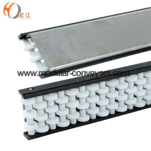 High Quality Plastic Conveyor Roller Guard Rail with Guide Rail Roller |