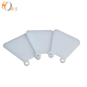 SB1300  (Side Baffle) POM baffle for H1300 flat top modular conveyor belt