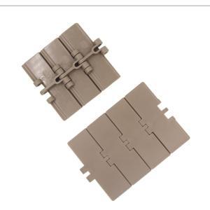 H820 Uni820 Plastic Single Hinge Tabletop Straight Running Chain