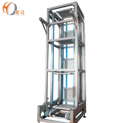 Roller Reciprocating vertical lifter for box transmsmission