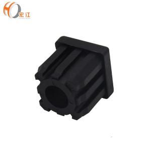 H224 Tappi filettati di plastica per il collegamento, Tappi di espansione per tubi quadrati