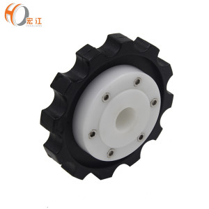 HN882 POLY Sprocket for 882 flat top sideflexing chain