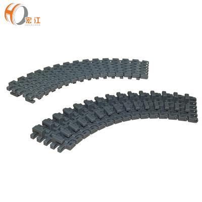 H1606 POM modular flexible conveyor belt
