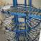 gravity roller spiral conveyor