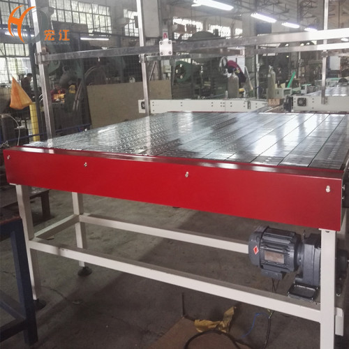 Stainless Steel table top chain Storage units Conveyor