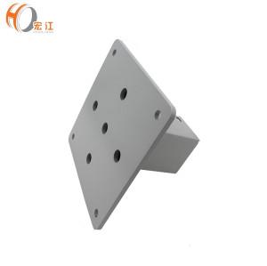 Flexlink conveyor Carbon steel support feet/Aluminum conveyor support base/Carbon steel conveyor feet for sale