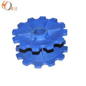 Flexlink conveyor chain sprocket sale, flexible chain and sprocket, flexlink conveyor spare parts